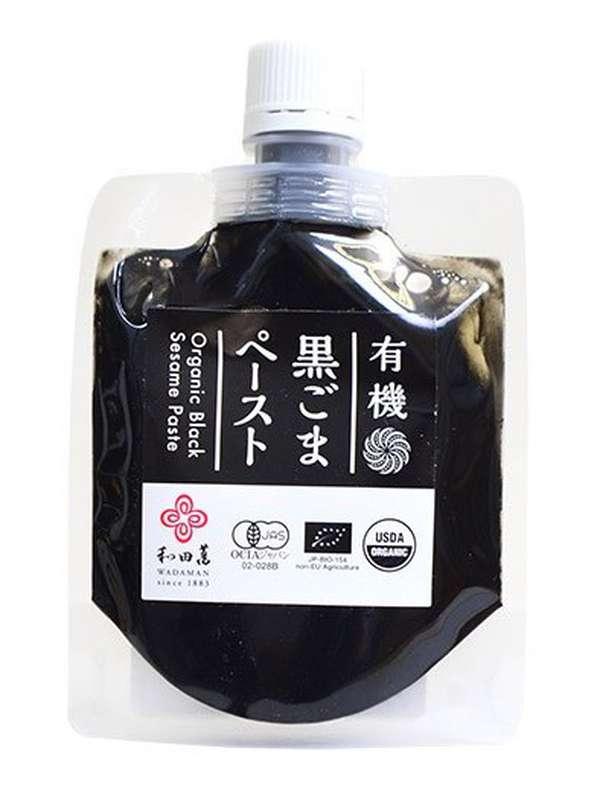 Pâte de sésame noir BIO (80 g)