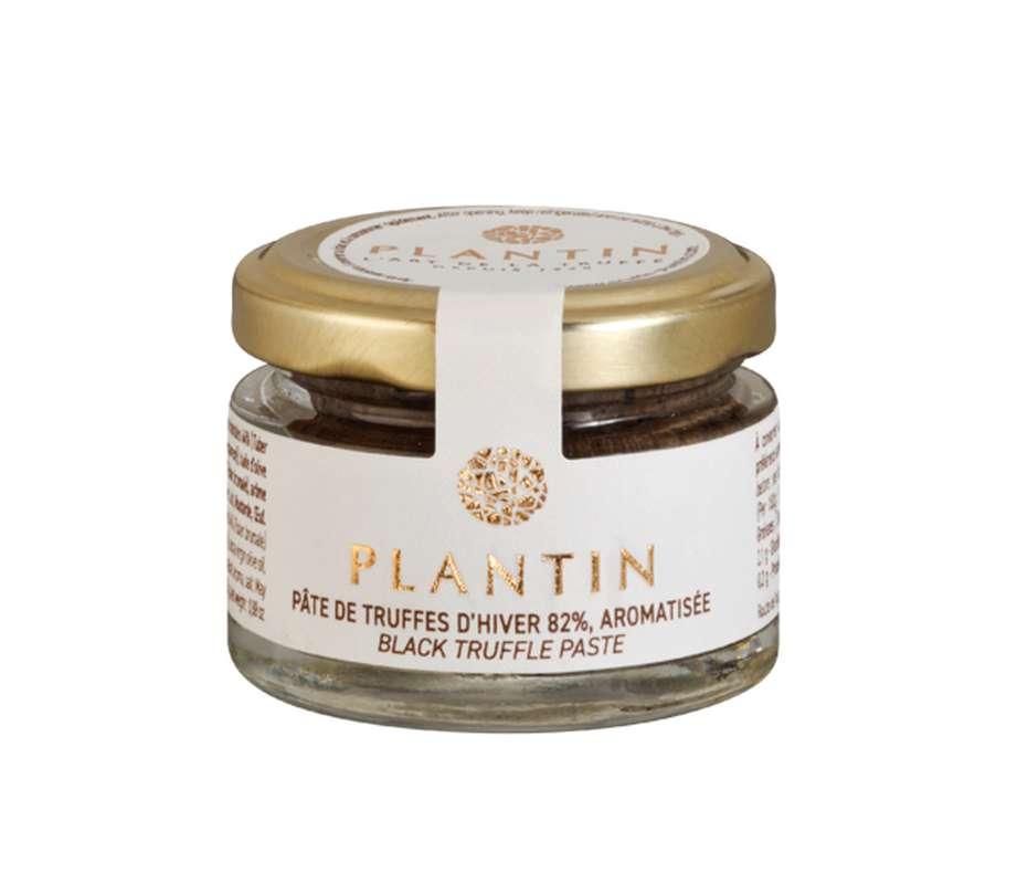 Pâte de truffes d'hiver 82% aromatisée, Plantin (25 g)
