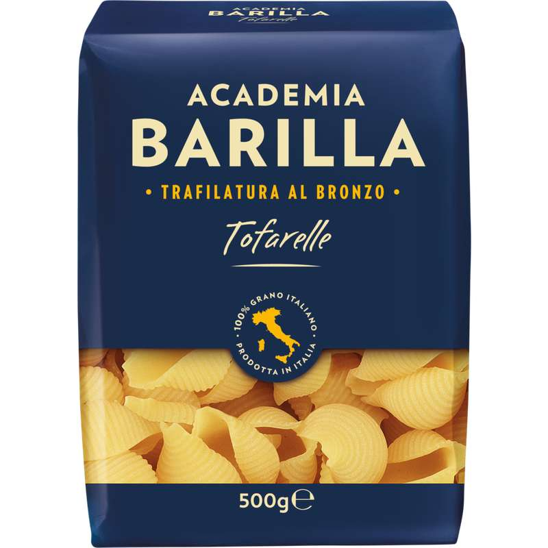 Tofarelle academia, Barilla (500 g)