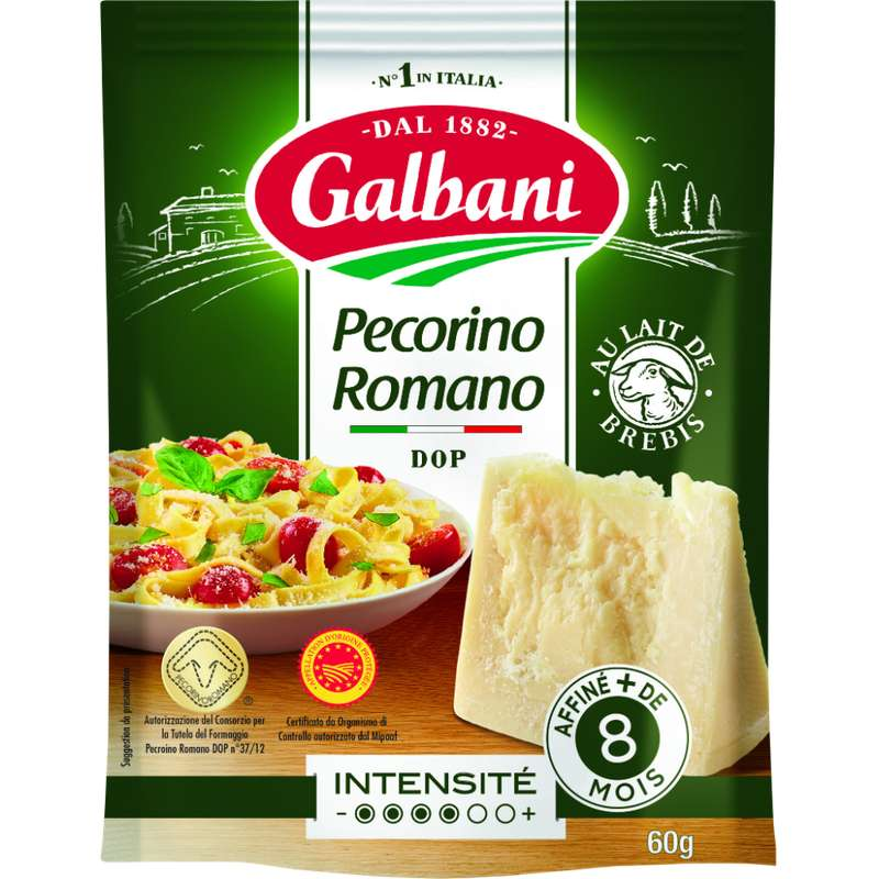 Pecorino romano, Galbani (60 g)
