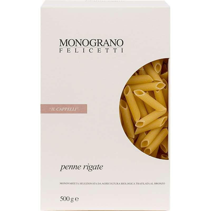 Penne Rigate BIO - Il Cappelli, Felicetti (500 g)