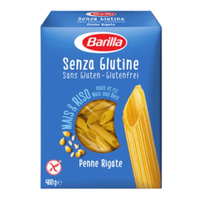 Penne sans gluten, Barilla (400 g)