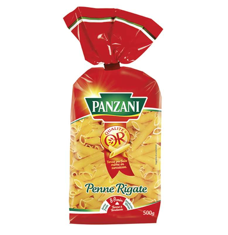 Penne Rigate, Panzani (500 g)