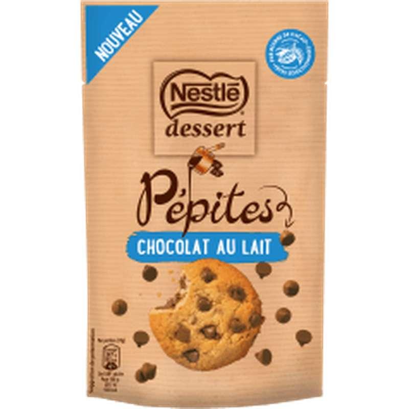 Pépites de chocolat lait, Nestlé dessert (100 g)