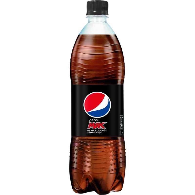 Pepsi Max sans sucres (1 L)