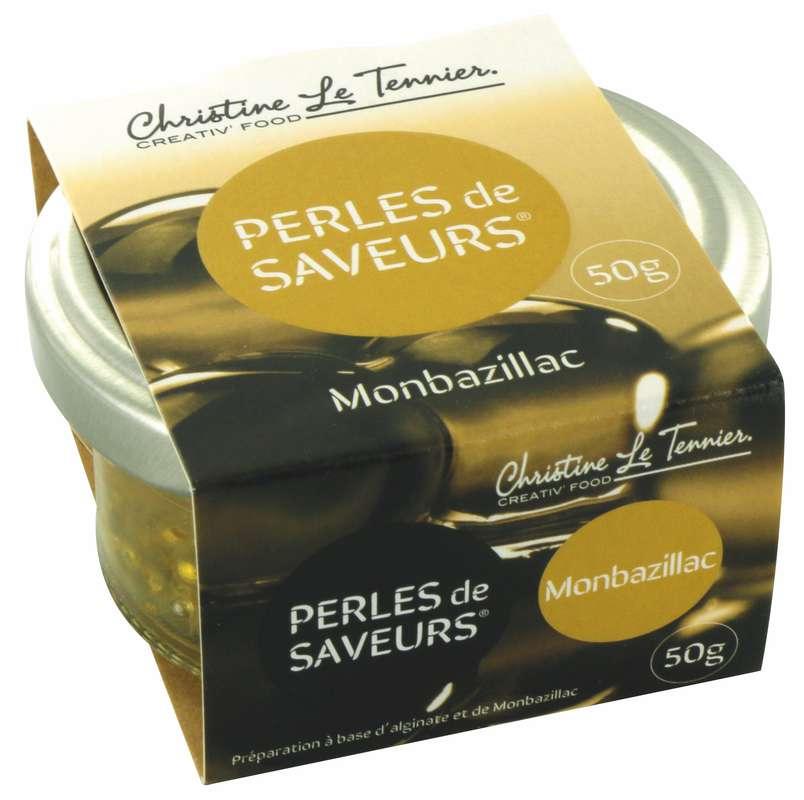Perles de saveurs Montbazillac, Christine Le Tennier (50 g)