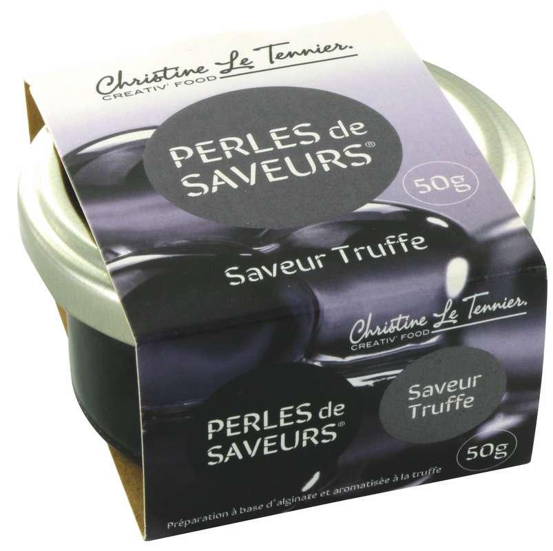 Perles de saveurs Truffe, Christine Le Tennier (50 g)