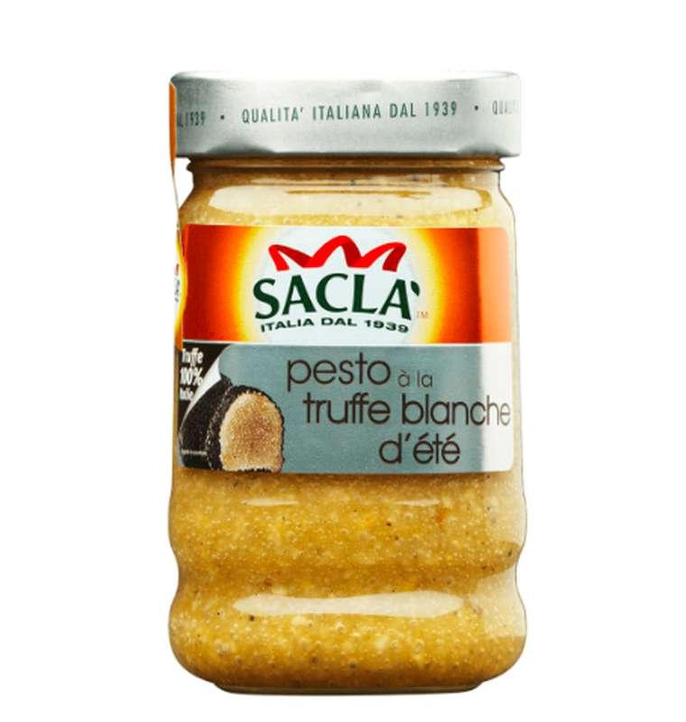 Pesto à la truffe blanche d'été, Sacla (190 g)