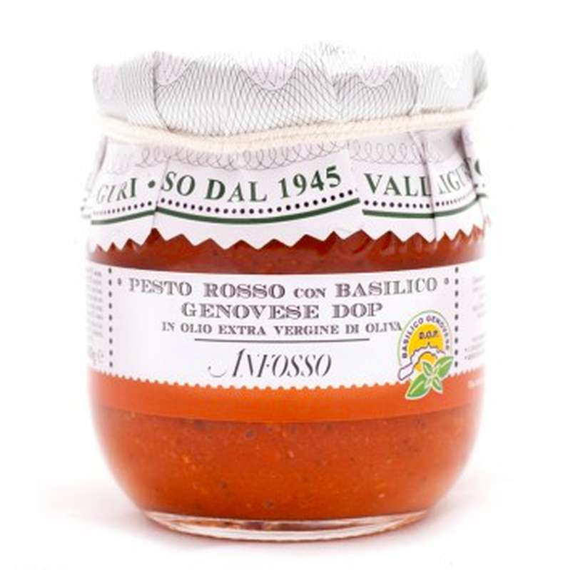 Pesto rouge, Anfosso (85 g)