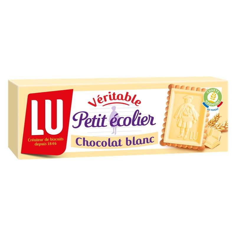Petit écolier Chocolat blanc, Lu (150 g)
