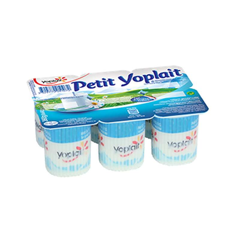 Petit Yoplait 20% (6 x 60 g)