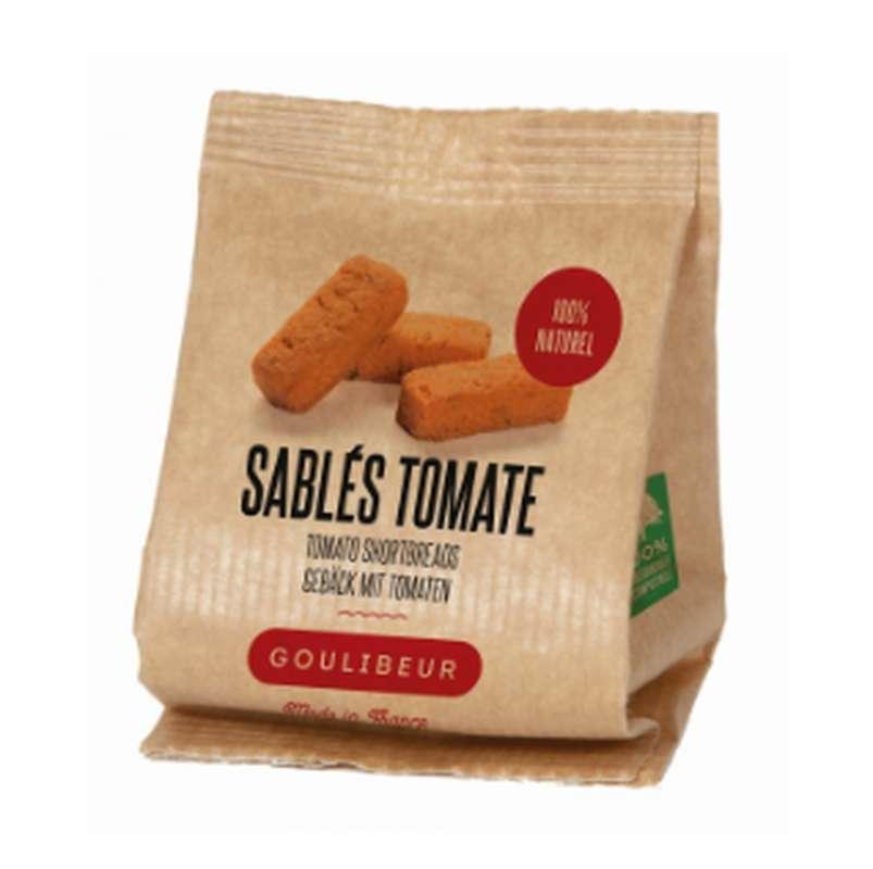Mini sablés salés tomate, Goulibeur (30 g)