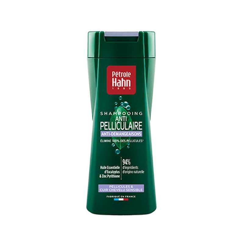 Shampoing anti-pelliculaire et anti-démangeaisons, Pétrole Hahn (250 ml)