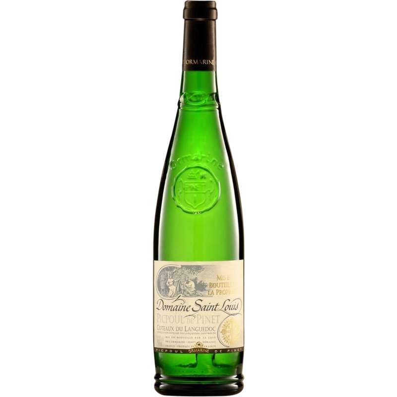Picpoul de Pinet AOP Domaine Saint Louis 2018 (75 cl)