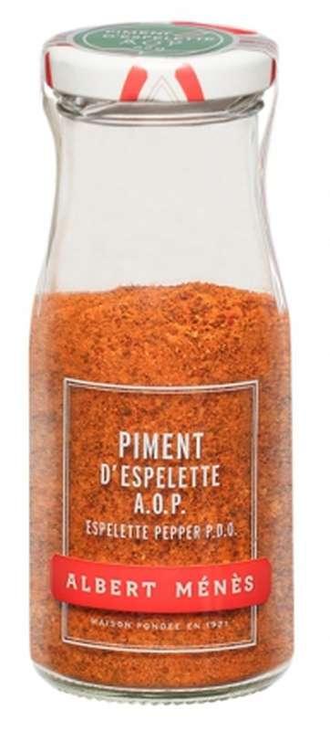 Piment d'Espelette AOP, Albert Ménès (62 g)