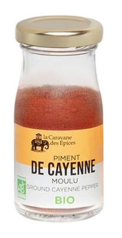 Piment de Cayenne moulu BIO, Albert Ménès (35 g)