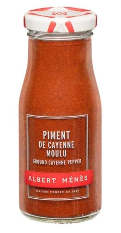 Piment de Cayenne moulu, Albert Ménès (65 g)