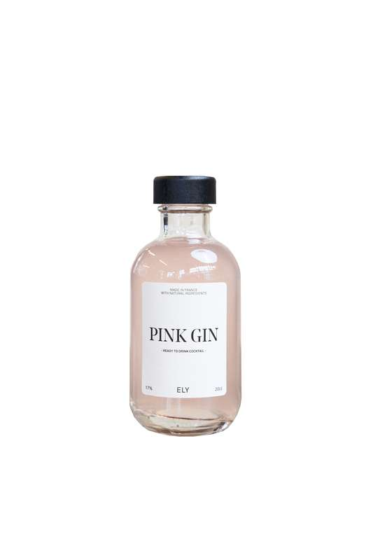 Pink Gin, Ely (20 cl)