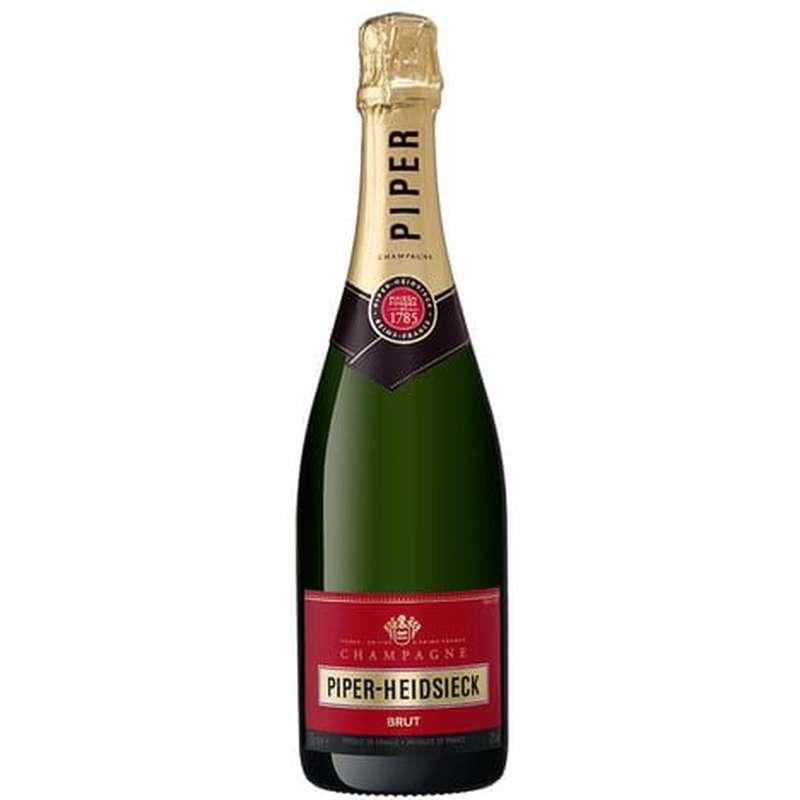Champagne brut, Piper Heidsieck (75 cl)