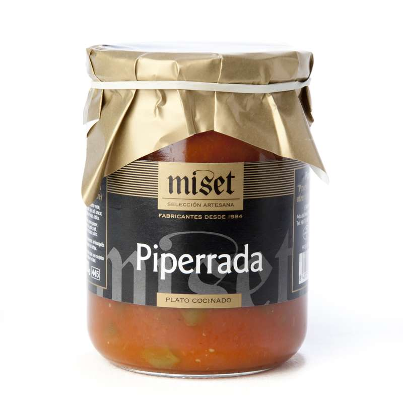 Piperade basquaise, Miset (400 g)