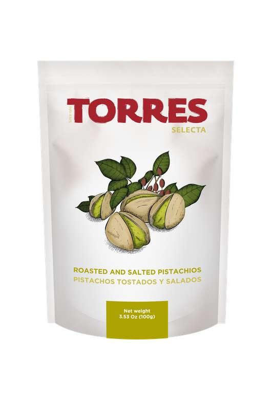 Pistaches torréfiées, Torres (50 g)
