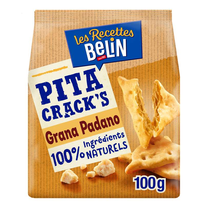 Pita Crack's Grana Panado, Belin (100 g)