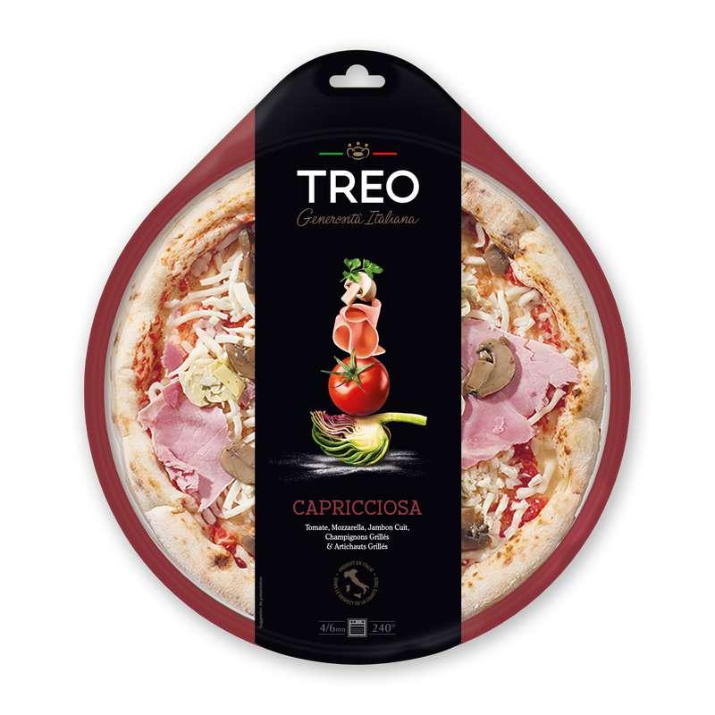 Pizza La Capricciosa, Treo (400 g)
