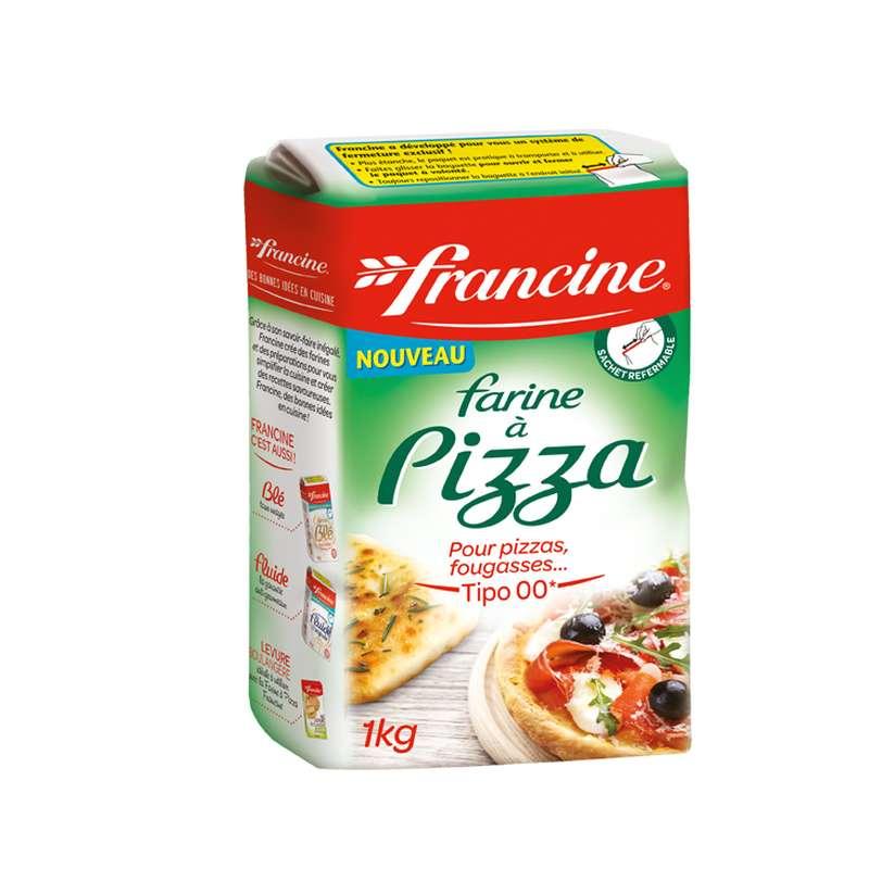 Farine à Pizza Tipo 00, Francine (1 kg)
