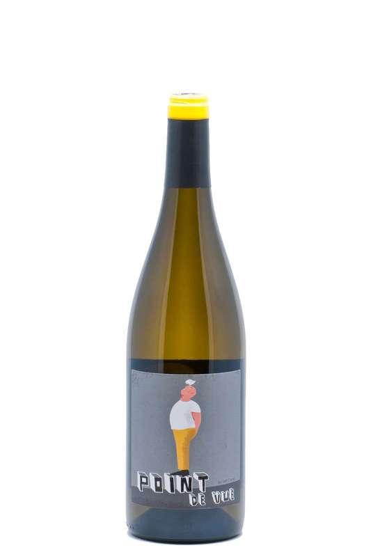 Point De Vue - 2018 - VDF - Riesling / Chardonnay  BIO (75 cl)