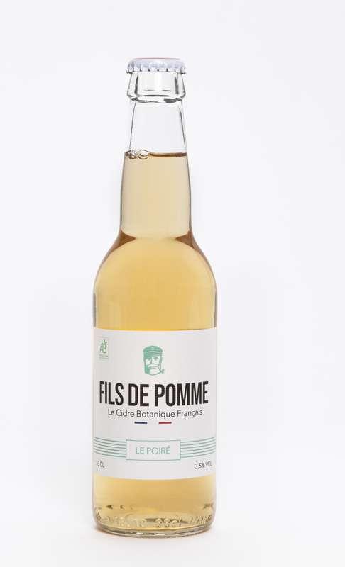 Poiré L'Epatant BIO, Fils de Pomme (33 cl)