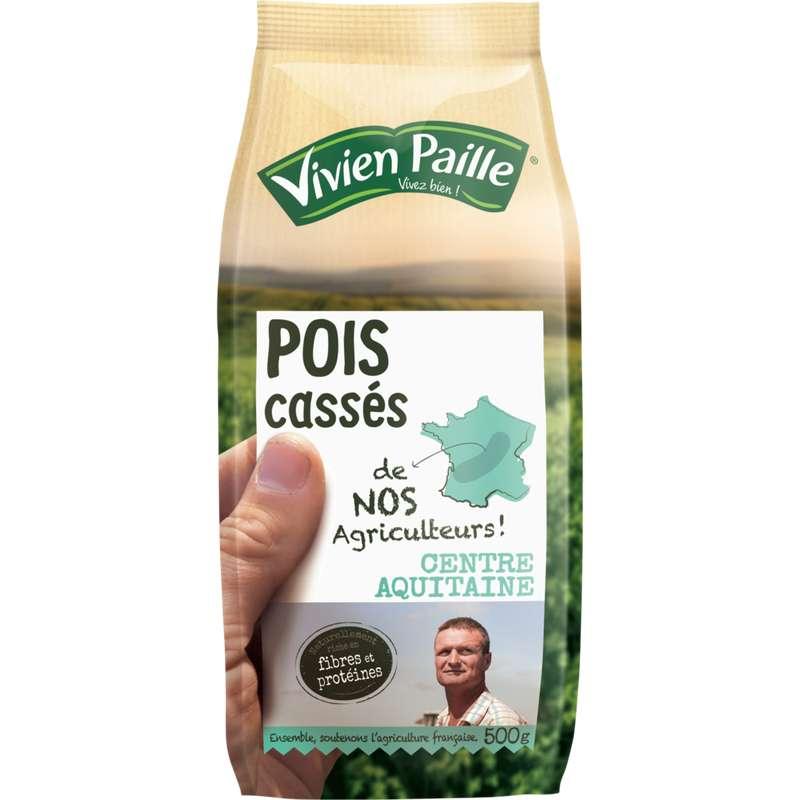 Pois cassés, Viven Paille (500 g)