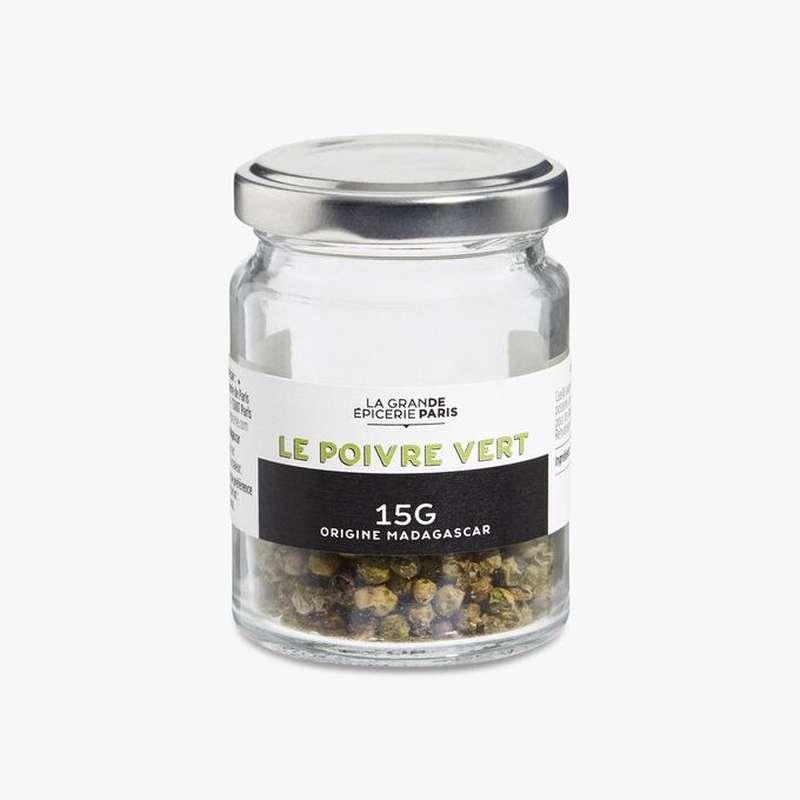 Poivre vert, La Grande Epicerie de Paris (15 g)