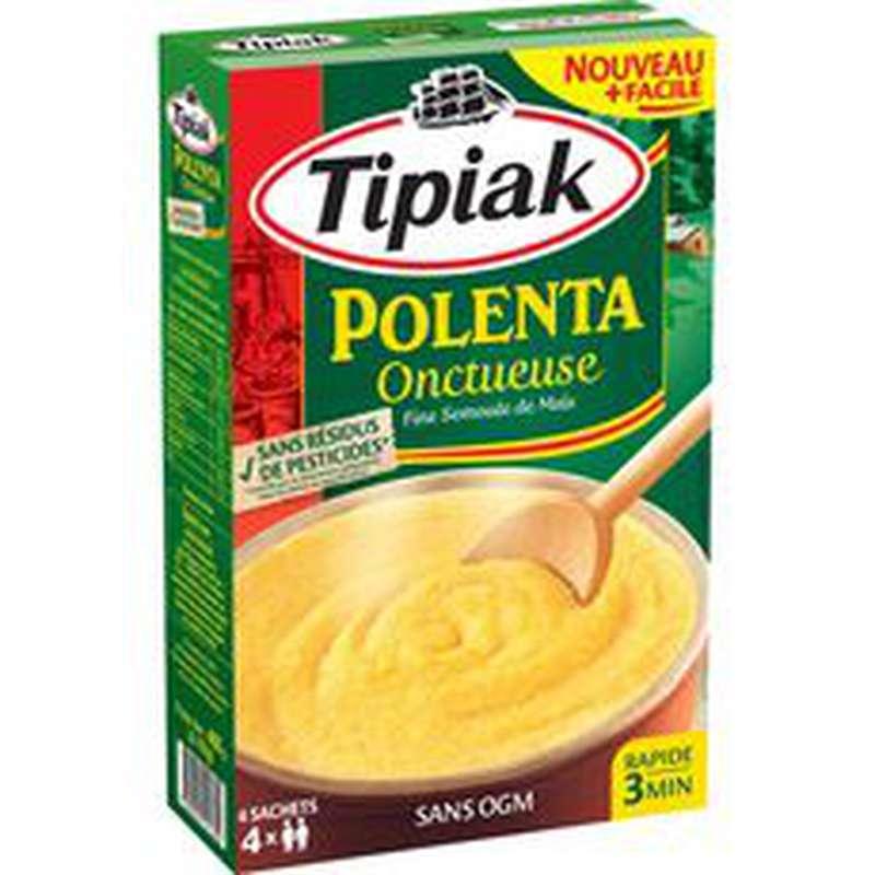 Polenta onctueuse, Tipiak (x 4 sachets, 400 g)