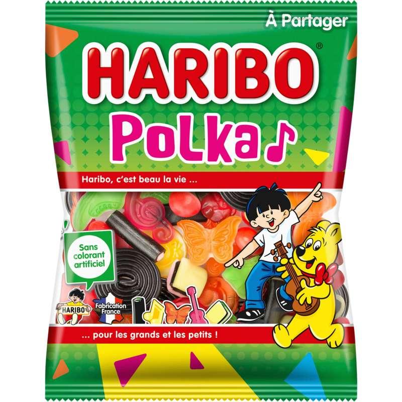 Bonbons Polka, Haribo (300 g)