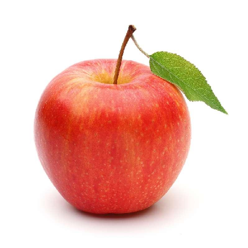Pomme bicolore Gala BIO (calibre moyen), France