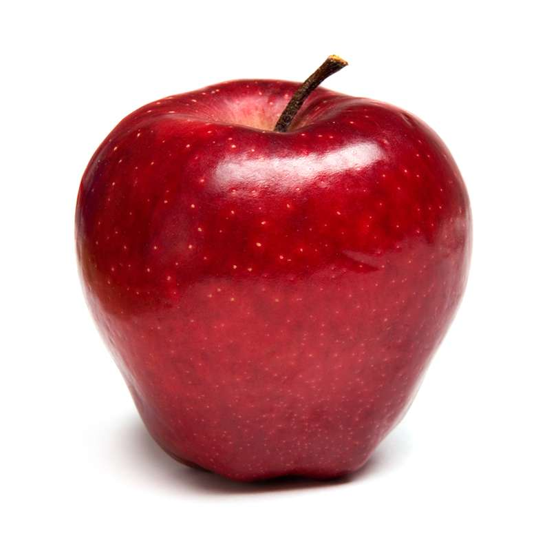 Pomme Red Delicious (calibre moyen), France
