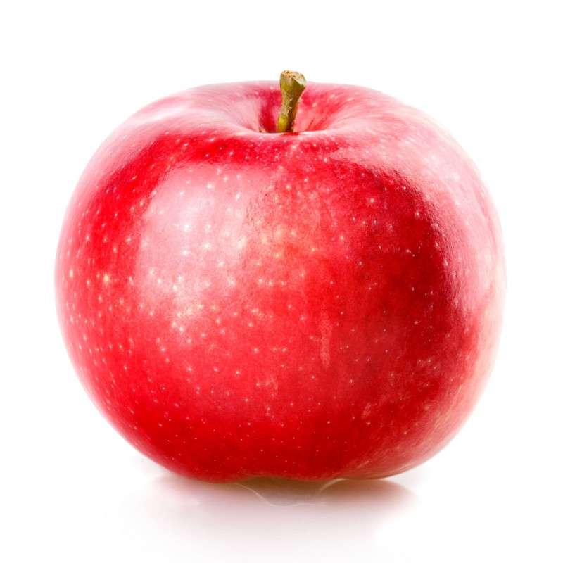 Pomme rouge Akane BIO (petit calibre), France
