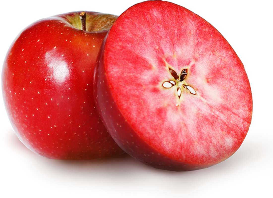 Pomme rouge Red Moon DEMETER BIO (calibre moyen), Italie