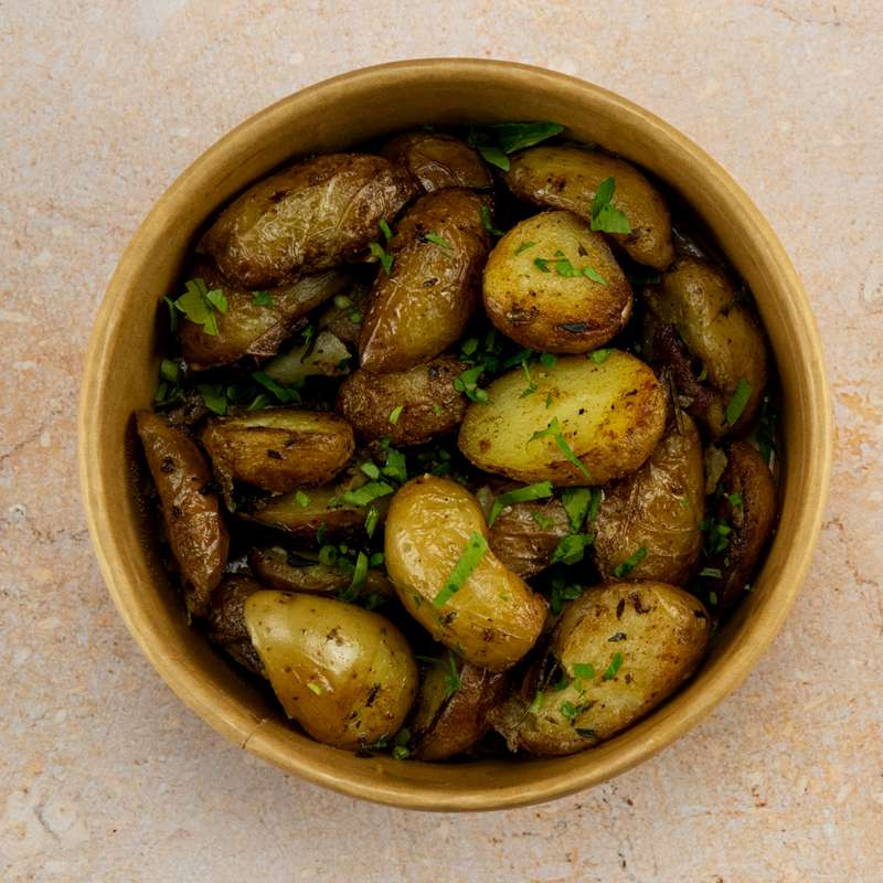 Pommes de terre grenailles sautées à la graisse de canard (300 g)
