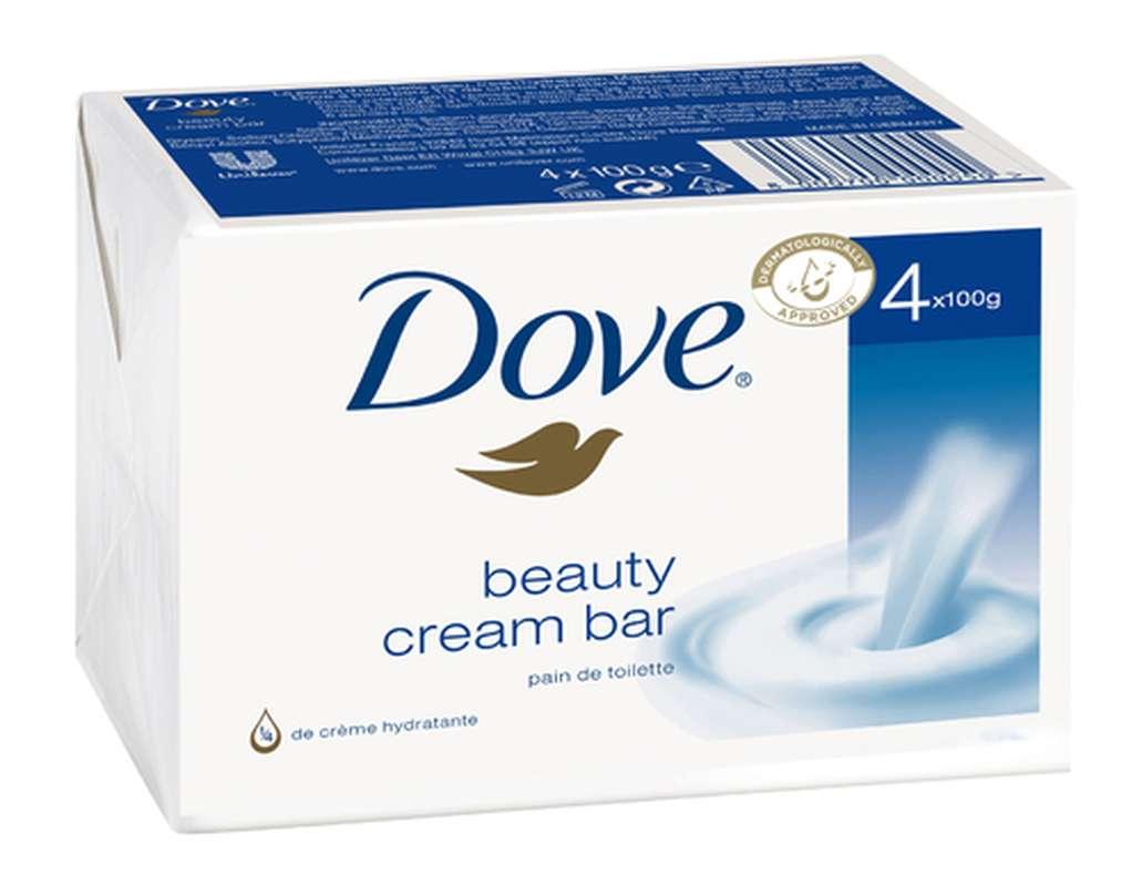 Savonnette original, Dove (4 x 100 g)
