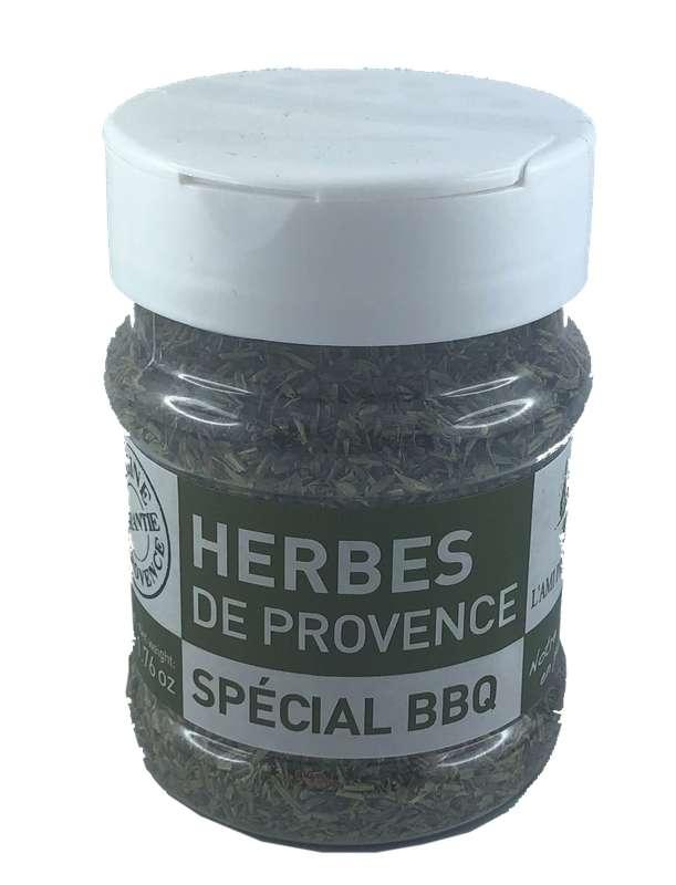 Pot d'Herbes de Provence spécial BBQ, Le Vieux Bistrot (50 g)