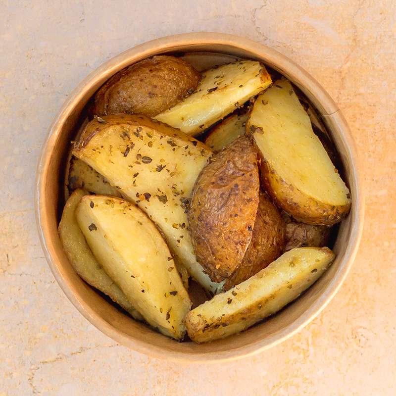 Potatoes ail origan (250 g)