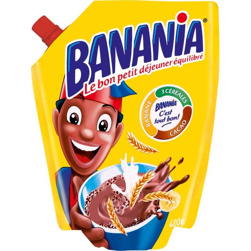 Cacao instantanée, Banania (400 g)