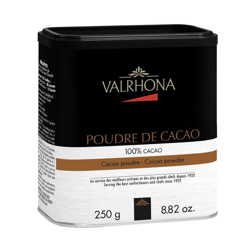 Poudre de cacao 100%, Valrhona (250 g)