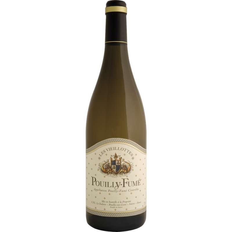Pouilly Fumé AOC blanc Les Vieillottes 2018 (75 cl)