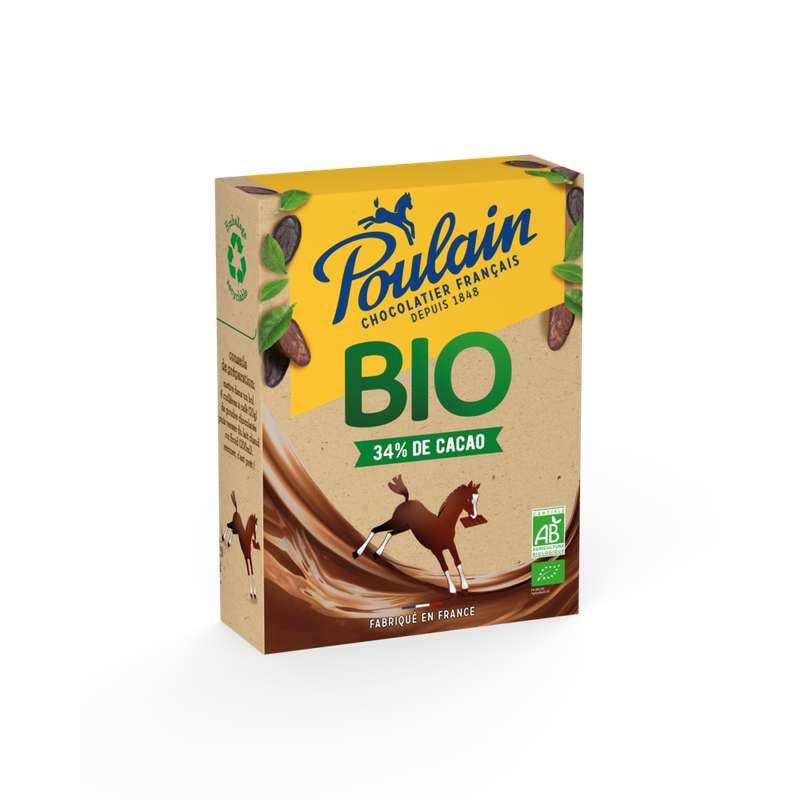 Cacao BIO, Poulain (350 g)