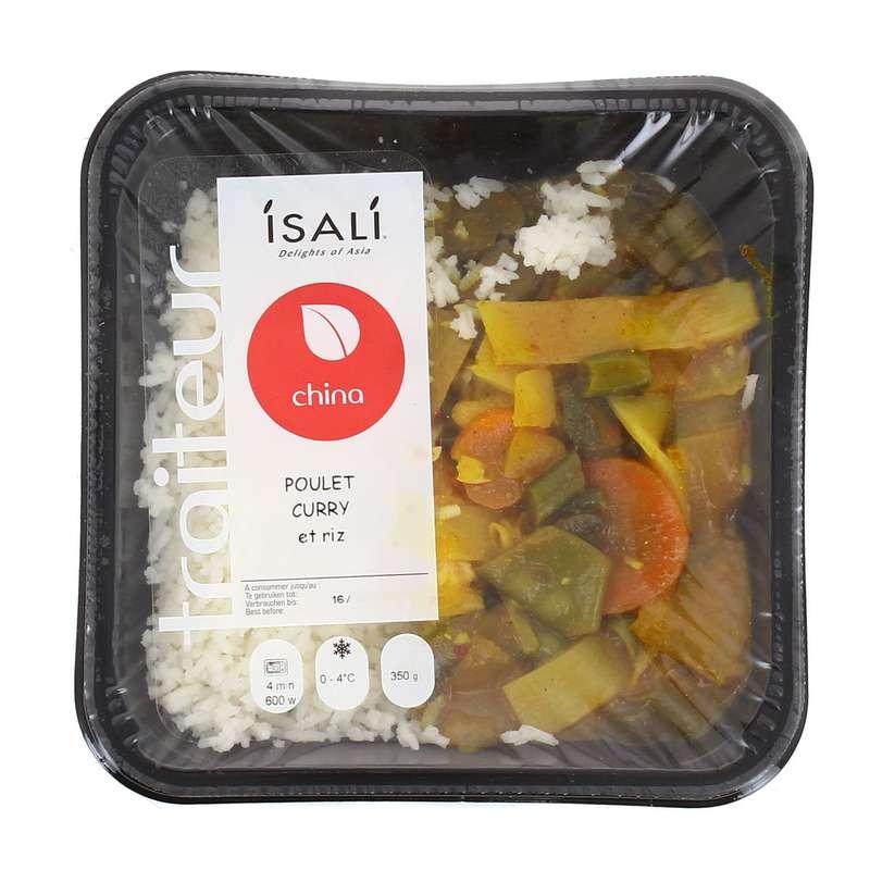 Poulet au curry, Isali (350 g)