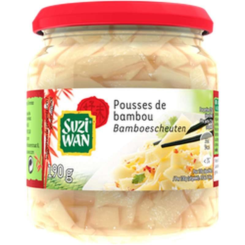 Pousses de bambou Suzi Wan (190 g)