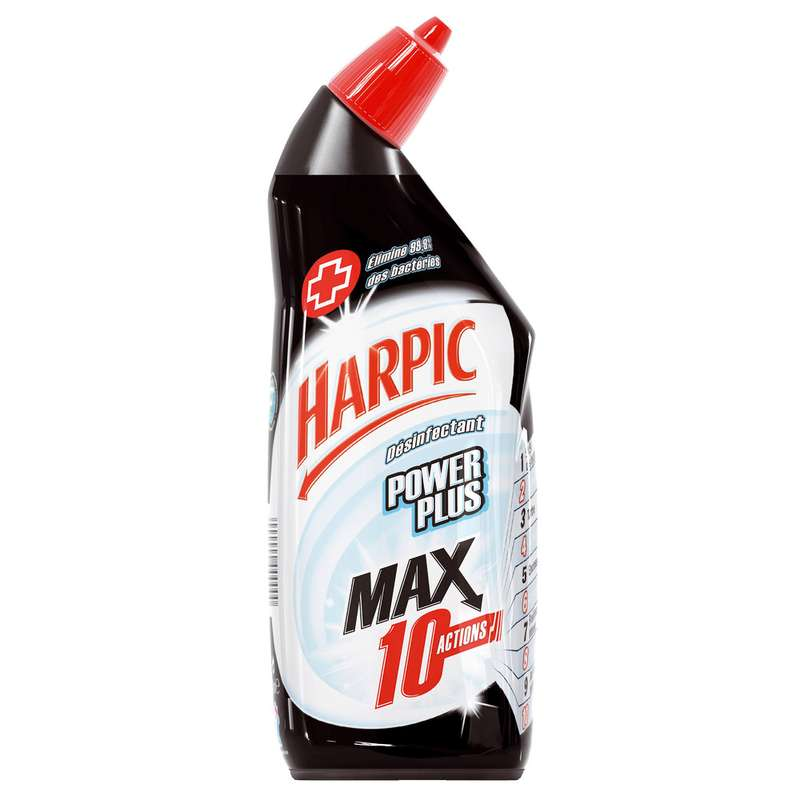 Gel Original Power +, Harpic (750 ml)