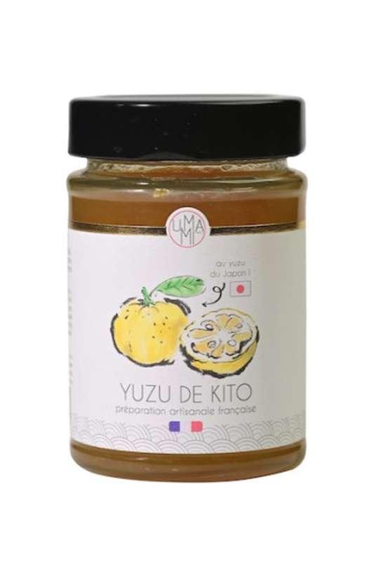 Préparation au yuzu de Kito (220 g)